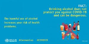 COVID 19 Alcohol Fact