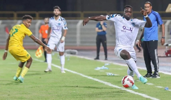 Micheal Sarpong anticipates more goals after netting debut goal