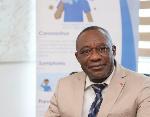 Executive Director of the Environmental Protection Agency (EPA), Henry Kwabena Kokofu