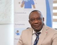Mr. Henry Kwabena Kokofu, EPA Executive Director