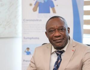 Mr Henry Kwabena Kokofu EPA Executive Director