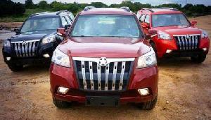 Kantanka made vehicles
