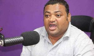 Joseph Yamin is a former deputy Ashanti Regional Minister
