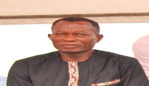 Reverend Johnson Avuletey, Deputy Volta Regional Minister