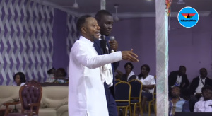 Founder and Leader of Glorious Word Power Ministry International, Rev. Isaac Owusu Bempah