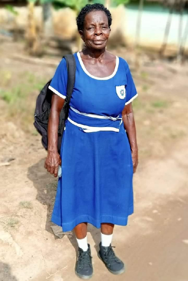 57-year-old woman among candidates for the 2020 BECE