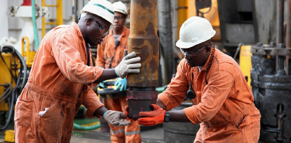 Ghanaians occupy 86% of upstream petroleum jobs