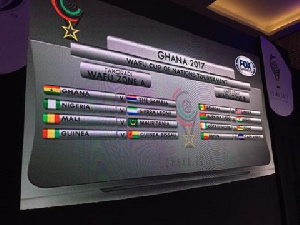 Ghana will face Zambia on September 9