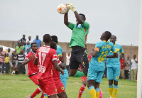 All top five teams are in with a chance of finishing the first round. (Photo: Goal Ghana)