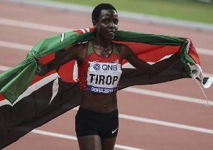 Agnes Tirop Of Kenya 3