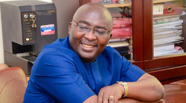 Dr. Mahamudu Bawumia stated that the next NPP government would establish an airport in Cape Coast