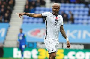 Andre has left Swansea