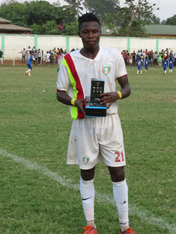Hearts of Oak to swoop for Eleven Wonders talisman Salifu Ibrahim