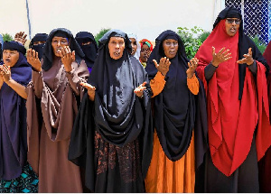 Women in Somalia