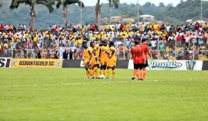Ashantigold will face RS Berkane at the Stade Municipal de Berkane in Morroco