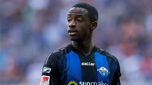 Antwi-Adjei has featured in all 25 league matches for Paderborn this season