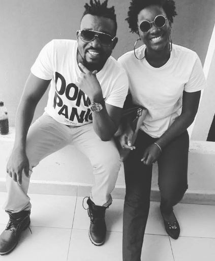 Bullet has denied allegations suggesting his relationship beyond Ebony was beyond professional