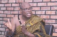 Nana Effah Opinamang III, Chief of Obomeng