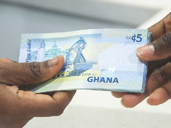 Cedi gains against the US dollar – IES