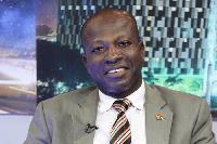 Mr James Kwabena Bomfeh Junior — Acting General Secretary of CPP