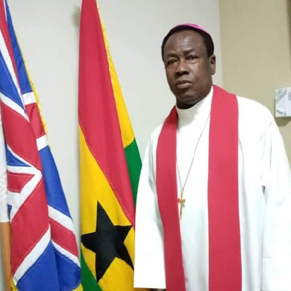 Apostle Fred Annin
