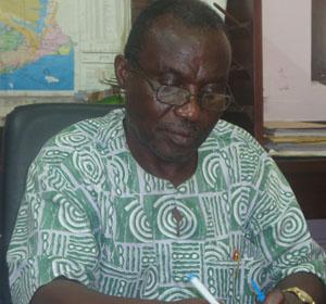 Dr Ebenezer Kofi Hayford