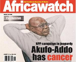 Akufo Addo Cancer Saga