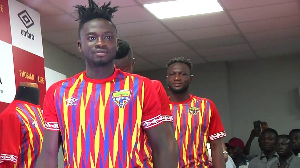 Our ultimate target is to win the league next season – Hearts of Oak captain