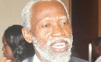 Professor Stephen Adei, Former Rector of GIMPA