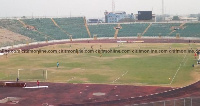 Kotoko are unhappy with state of the Baba Yara Stadium