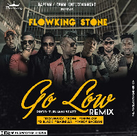 Flowking Stone ft top stars on 'Go Low' remix