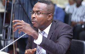 Kwamena Duncan,  Central Regional Minister