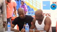 Bukom Banku finally agrees to fight Bastie Samir