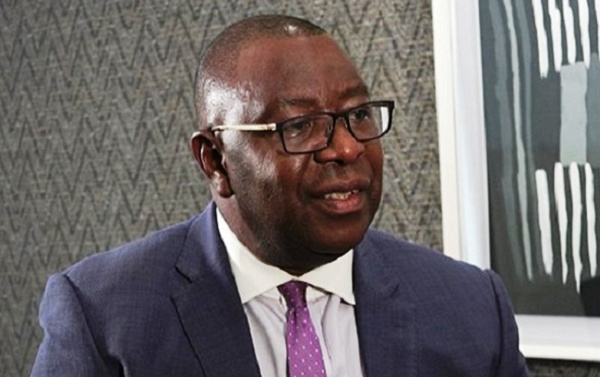 Mr. Eric Nana Nipa is The Receiver of collapsed microfinance, savings and loans companies