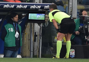 Video Assistant Referees Image