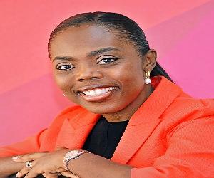 Abena Osei Poku, MD Barclays Bank Ghana Ltd.