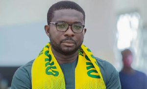Chief Executive Officer of Asante Kotoko, Nana Yaw Amponsah