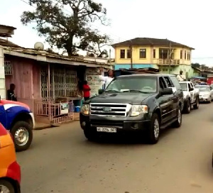 Essikado-Ketan residents allegedly snub NDC's Parliamentary candidate