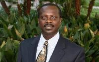 Professor Kwaku Asare