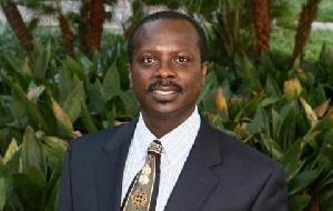 Professor Stephen Kwaku Asare