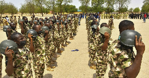Some Nigerian soldiers have been killed by jihadists