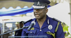 David Asante Apeatu, Inspector General of Police