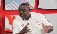 Koku Anyidoho, author (Deputy General Secretary, NDC)
