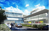 Ridge Hospital.     File photo.