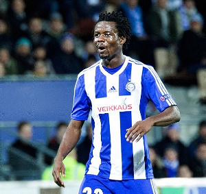 Anthony Annan is still active at his age