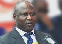 Governor of the BoG, Dr. Abdul-Nashiru Issahaku