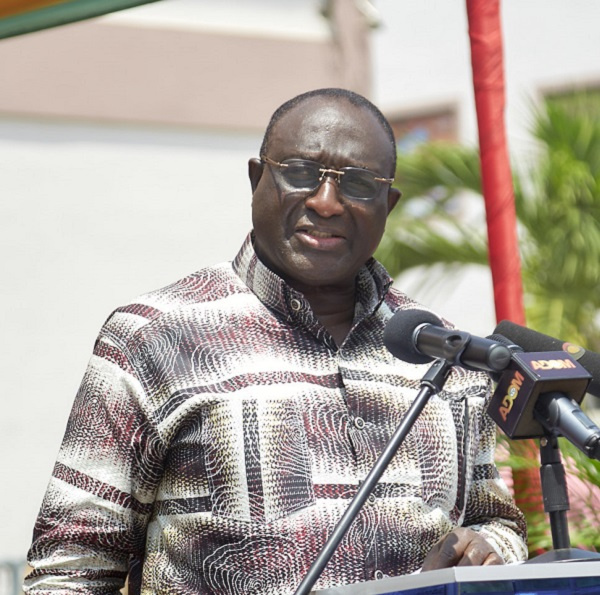 Stop campaigning for Alan Kyerematen – Movement for Bawumia Chairman warns