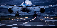 International air traffic is only expected to return to about 25% of 2019 by summer 2021