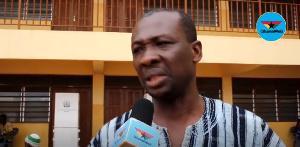 Ayawaso West Wuogon NDC Chairman, Bismark Aborbi-Ayitey