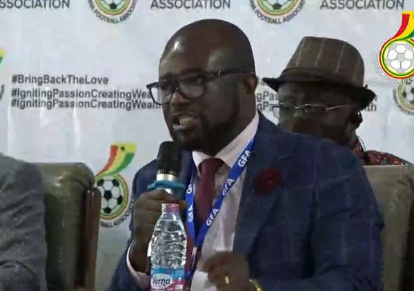 GFA boss slams NSA over 'exorbitant and unacceptable fees' for Accra stadium usage